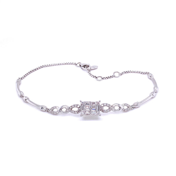 Tess Chain Bracelet - Psylish