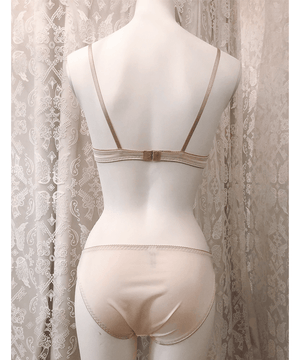 basic lingerie -GOLD label-set