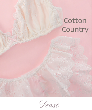 cotton country set