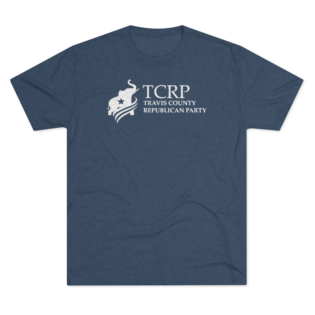 White Logo Shirt (TCRP)