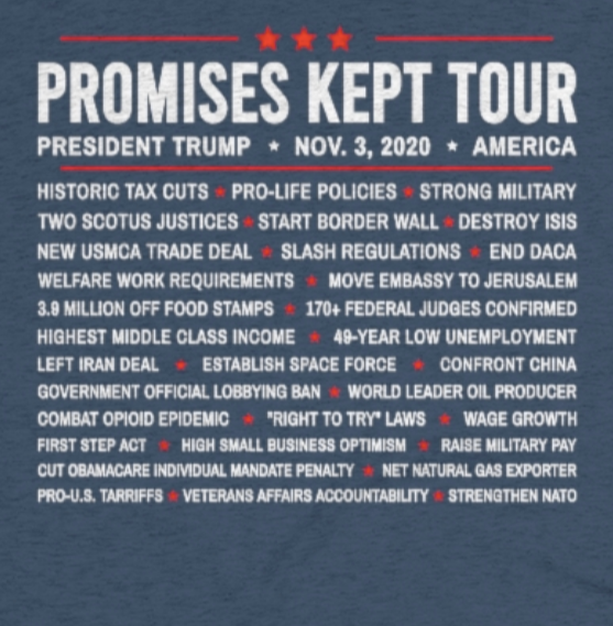 Promises Kept Tour