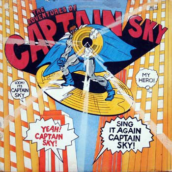 Captain Sky - The Adventures Of Captain Sky