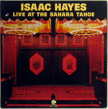 Load image into Gallery viewer, Isaac Hayes- Live At The Sahara Tahoe