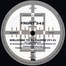 Load image into Gallery viewer, Front 242 ‎– Headhunter