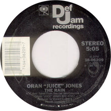 "Load image into Gallery viewer, Oran ""Juice"" Jones ‎– The Rain / Your Song"