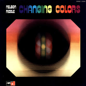 Nelson Riddle ‎– Changing Colors