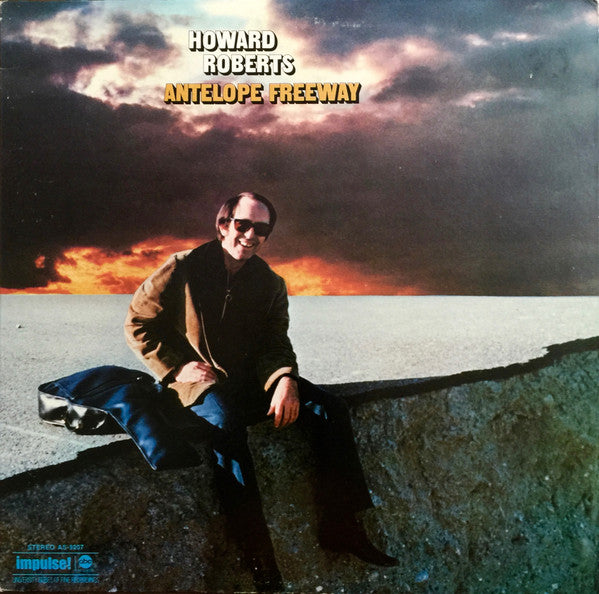 Howard Roberts - Antelope Freeway