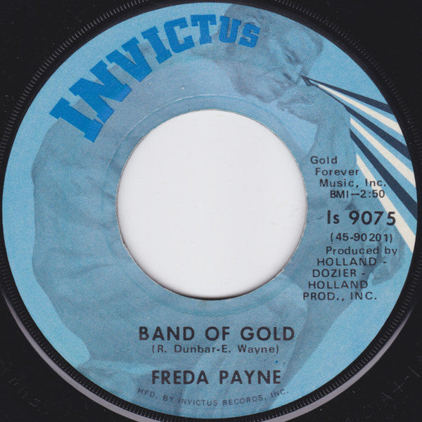 Freda Payne ‎– Band Of Gold / Easiest Way To Fall