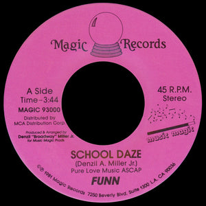 Funn ‎– School Daze