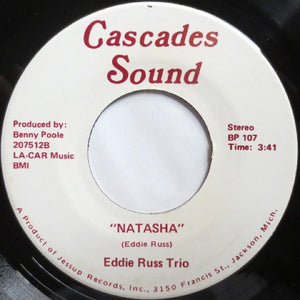 Benny Poole / Eddie Russ Trio ‎– Close To You / Natasha