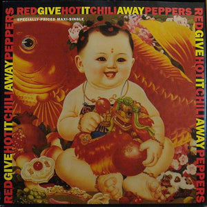 Red Hot Chili Peppers - Give it Away / Search An Destroy
