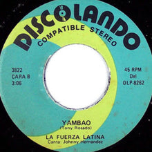 Load image into Gallery viewer, La Fuerza Latina ‎– Mama / Yambao