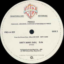 Load image into Gallery viewer, Prince ‎– Dirty Mind 12""