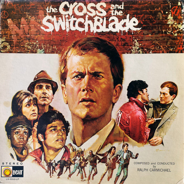 Ralph Carmichael - The Cross And The Switchblade (Original Sound Track Music)