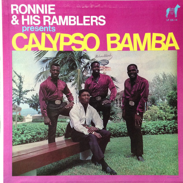 Ronnie & His Ramblers - Calypso Bamba