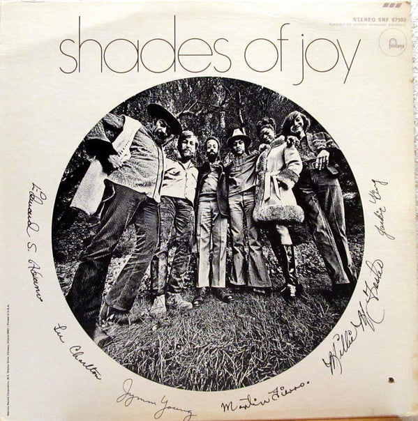 Shades Of Joy - Shades Of Joy