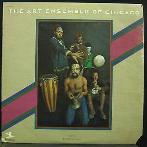 The Art Ensemble Of Chicago with Fontella Bass