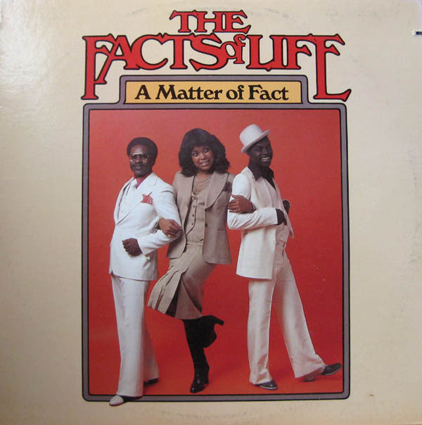 The Facts Of Life - A Matter Of Fact