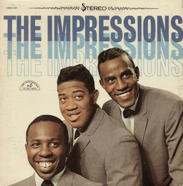 The Impressions - Self Titled