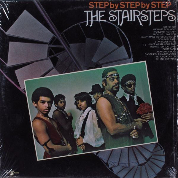 The Stairsteps - Step By Step By Step