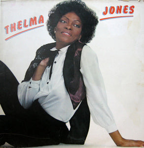 Thelma Jones - Self Titled