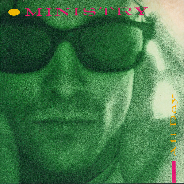 Ministry ‎– All Day / Everyday (Is Halloween)