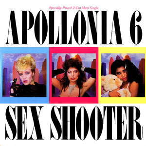 Apollonia 6 ‎– Sex Shooter