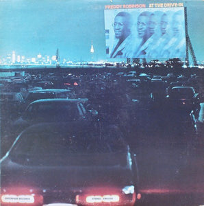 Freddy Robinson - At The Drive-In