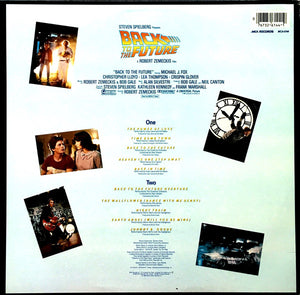 Various Artists - Back to the Future Soundtrack