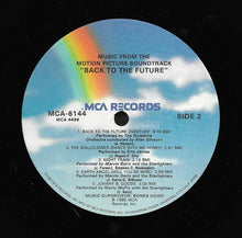 Load image into Gallery viewer, Various Artists - Back to the Future Soundtrack