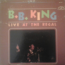 Load image into Gallery viewer, B.B. King - Live At The Regal