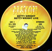 Load image into Gallery viewer, Betty Wright - Betty Wright Live