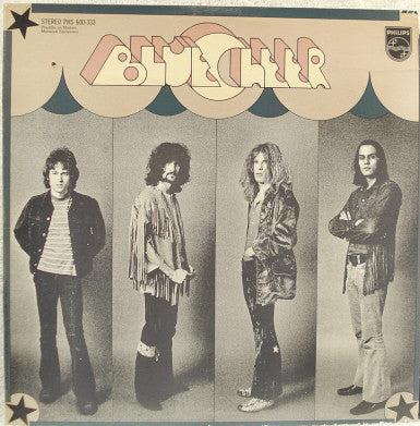 Blue Cheer - Self Titled