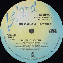Load image into Gallery viewer, Bob Marley and The Wailers - Buffalo Soldier / Buffalo Dub