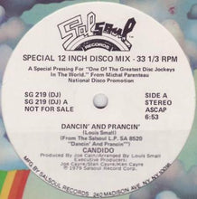 Load image into Gallery viewer, Candido - Dancin' And Prancin'/Jingo 12""
