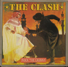 Load image into Gallery viewer, The Clash ‎– Rock The Casbah