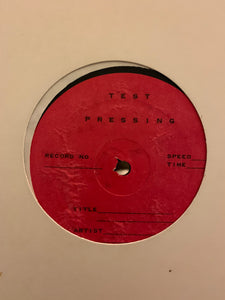 Chip E. Inc.* Featuring K. Joy ‎– Like This (Test Pressing)