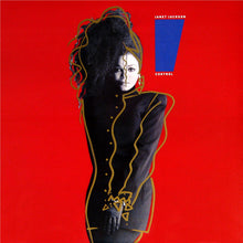 Load image into Gallery viewer, Janet Jackson ‎– Control