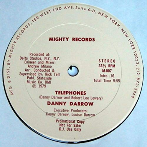 Danny Darrow - Telephones