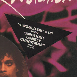 Prince And The Revolution ‎– I Would Die 4 U (Extended Version)