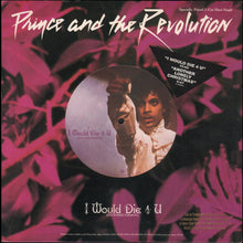 Load image into Gallery viewer, Prince And The Revolution ‎– I Would Die 4 U (Extended Version)