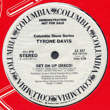 Load image into Gallery viewer, Tyrone Davis ‎– Get On Up (Disco)