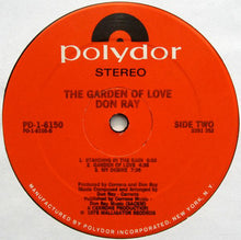 Load image into Gallery viewer, Don Ray - Garden Of Love