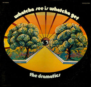 The Dramatics - Whatcha See Is Whatcha Get