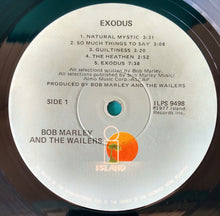 Load image into Gallery viewer, Bob Marley & The Wailers - Exodus