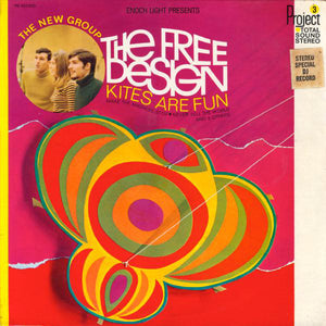 The Free Design ‎– Kites Are Fun