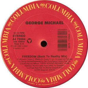 George Michael ‎– Freedom