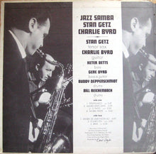 Load image into Gallery viewer, Stan Getz / Charlie Byrd ‎– Jazz Samba