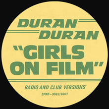 Load image into Gallery viewer, Duran Duran ‎– Girls On Film