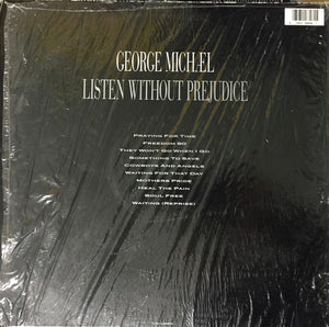 George Michael - Listen Without Prejudice